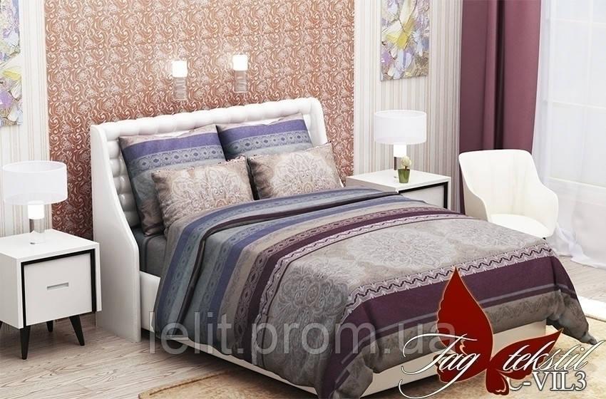 Полуторный комплект постельного белья RCVIL3