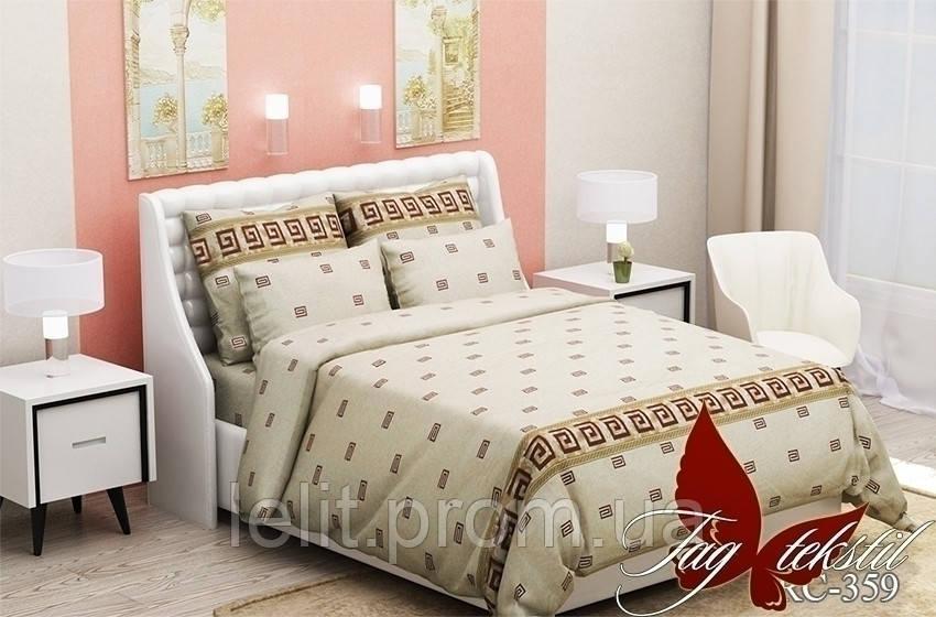 Двуспальный комплект постельного белья RC359