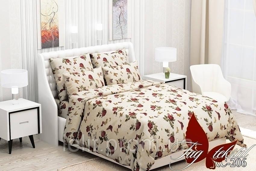 Двуспальный комплект постельного белья RC206