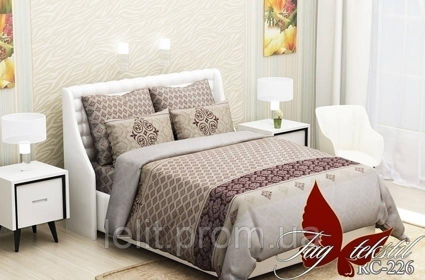 Двуспальный комплект постельного белья RC226