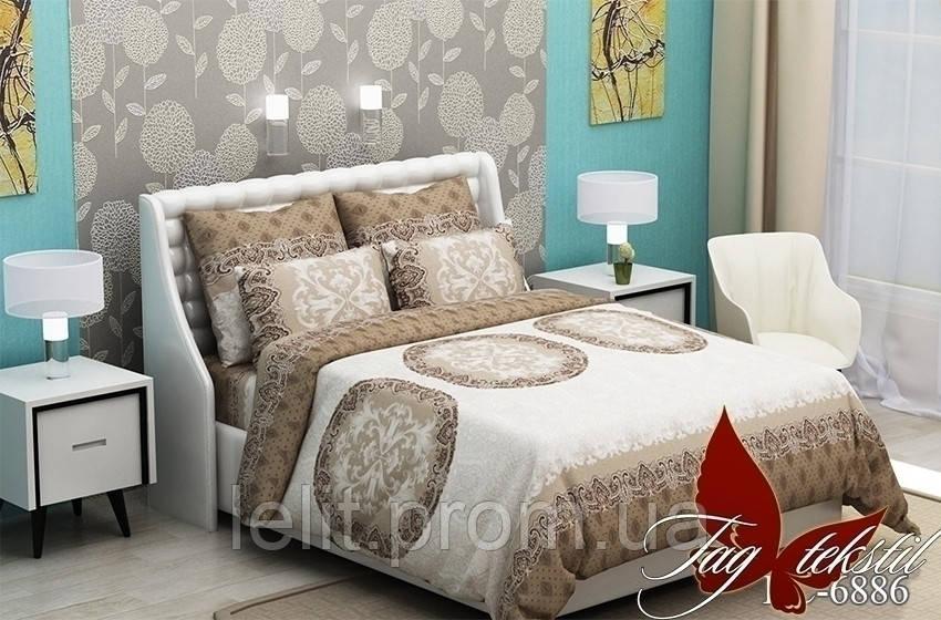 Двуспальный комплект постельного белья RC6886