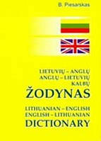 Lithuanian-English and English-Lithuanian Dictionary