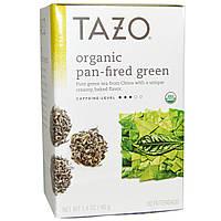 Tazo Teas, Органический обжаренный зеленый чай, 20 фильтр-пакетов, 1,4 унции (40 г)