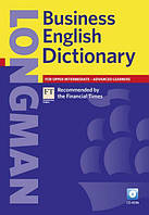 Longman. Business English Dictionary. New Edition. Now with CD
