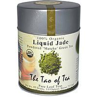 The Tao of Tea, 100% органический Японский зелёный чай в порошке Matcha, 3 унции (85 г)