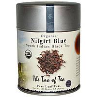 The Tao of Tea, Органический, черный чай из Южной Индии, голубые горы Нилгири, 3,5 унции (100 гр)
