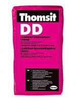 THOMSIT DD Для выравнивания бетонных, цементно-песчаных оснований, 25 кг.
