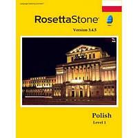 Rosetta Stone v.3.4.7 - Polish (Польский) Level 1-3