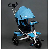 Трехколесный велосипед Best Trike Air 6595 B голубой