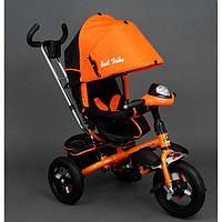 Трехколесный велосипед Best Trike Air 6590 B фара оранжевый