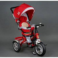 Трехколесный велосипед Best Trike Air 5688 красный