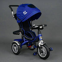 Трехколесный велосипед Best Trike Air 5388 синий