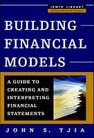Tjia, John  Название:  Building financial models
