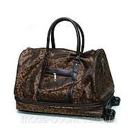 Дорожная сумка на колесах - s2414-4