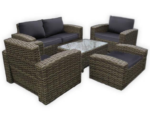 Комплект мебели из ротанга № 25, фото 2