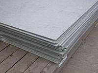 Лист асбестовый (шифер плоский)  10х1500х3000