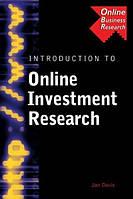 Автор: Davis  Название:  Intro online invest research