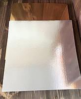 Подложка прямоугольная з/с 45х45см