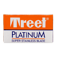 Лезвия Treet Platinum Super Stainless 5 шт
