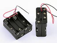 Отсек для батареек 8*AAA куб (L-KLS5-826-B)