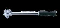"""Трещотка 1/2"""", 250 мм, 45 зубцов, дисковый механизм King Tony 4725-10GR"""
