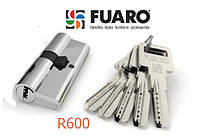 Цилиндр замка Fuaro R600/80 (40x40mm), фото 1