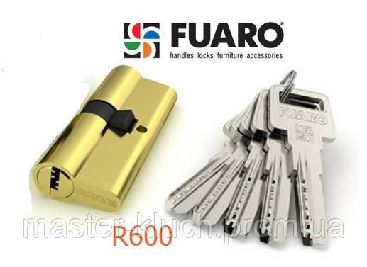 Цилиндровый механизм Fuaro R600/80 (35x45mm)