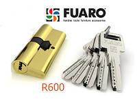Цилиндровый механизм Fuaro R600/80 (35x45mm), фото 1
