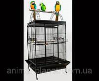 Продам большой Вольер - клетка угловой для больших попугаев, белок, приматов, хищных птиц №7