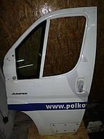 Дверь передняя левая (Фургон) Citroen Jumper III 06-14 (Ситроен Джампер), 9009G2