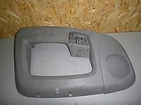Оббивка двери перед. лев. (Фургон) Citroen Jumper III 06-14 (Ситроен Джампер), 9341CL