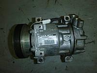 Компрессор кондиционера (1,5 dci 8V) Renault Sandero 08-12 (Рено Сандеро), 8200866440