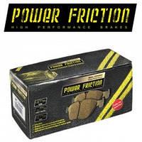 Керамические тормозные колодки Power Friction