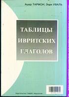 Тармон А., Уваль Э., Таблицы ивритских глаголов Дополненное и расширенное издание для начального и и продвинутого этапа