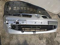 Бампер передний Renault Megane II 06-08 (Рено Меган 2), 8200484322