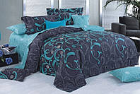 """Ткань для постельного белья Бязь """"Gold"""" Lux GL069 (A+B) - (50м+50м)"""