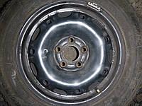 Диск стальной R-14  Skoda Fabia 1 01-07 (Шкода Фабия), 6Q0601027H