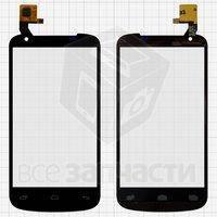 Тачскрин (сенсор) для мобильного телефона Gigabyte GSmart GS202+