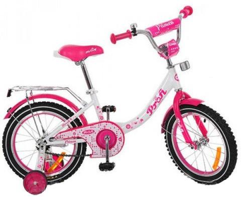 """Велосипед детский Profi G1614 Princess 16""""."""