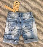 Джинсові шорти для дівчаток 8-16 років, фото 2