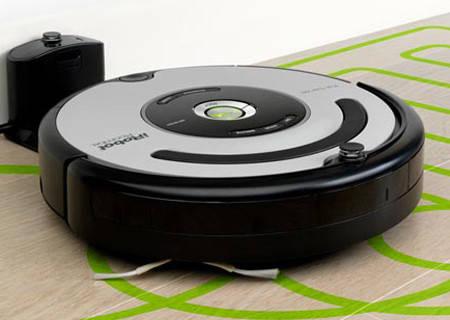 Робот пылесос iRobot 616 бюджетный вариант.