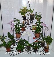 "Подставка для цветов ""Пирамида на 13 чаш"" , фото 1"