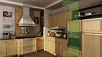 Дизайн-проект интерьера - кухня классика