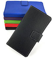 Чехол книжка для Sony Xperia V LT25I кожаная