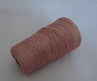 Меринос Lana Catto  Harmony 2/30 20226 кофейно-розовый в 3 сложения