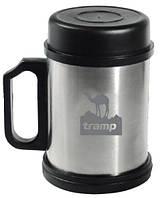 Термокружка с крышкой и подставкой Cup TRC-006 Tramp