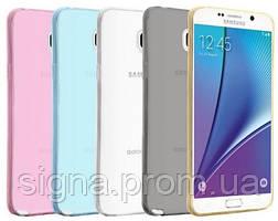 Силиконовый чехол для Samsung Galaxy Note 4 N910H