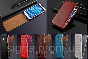 Чехол Fashion для Samsung Galaxy S4 i9500 кожаный