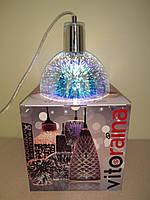 Подвесной светильник люстра с эффектом 3D Vitoraina Art300 E27