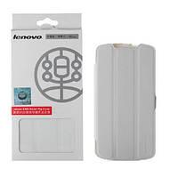 Чехол книжка для Lenovo S920 оригинальный + пленка